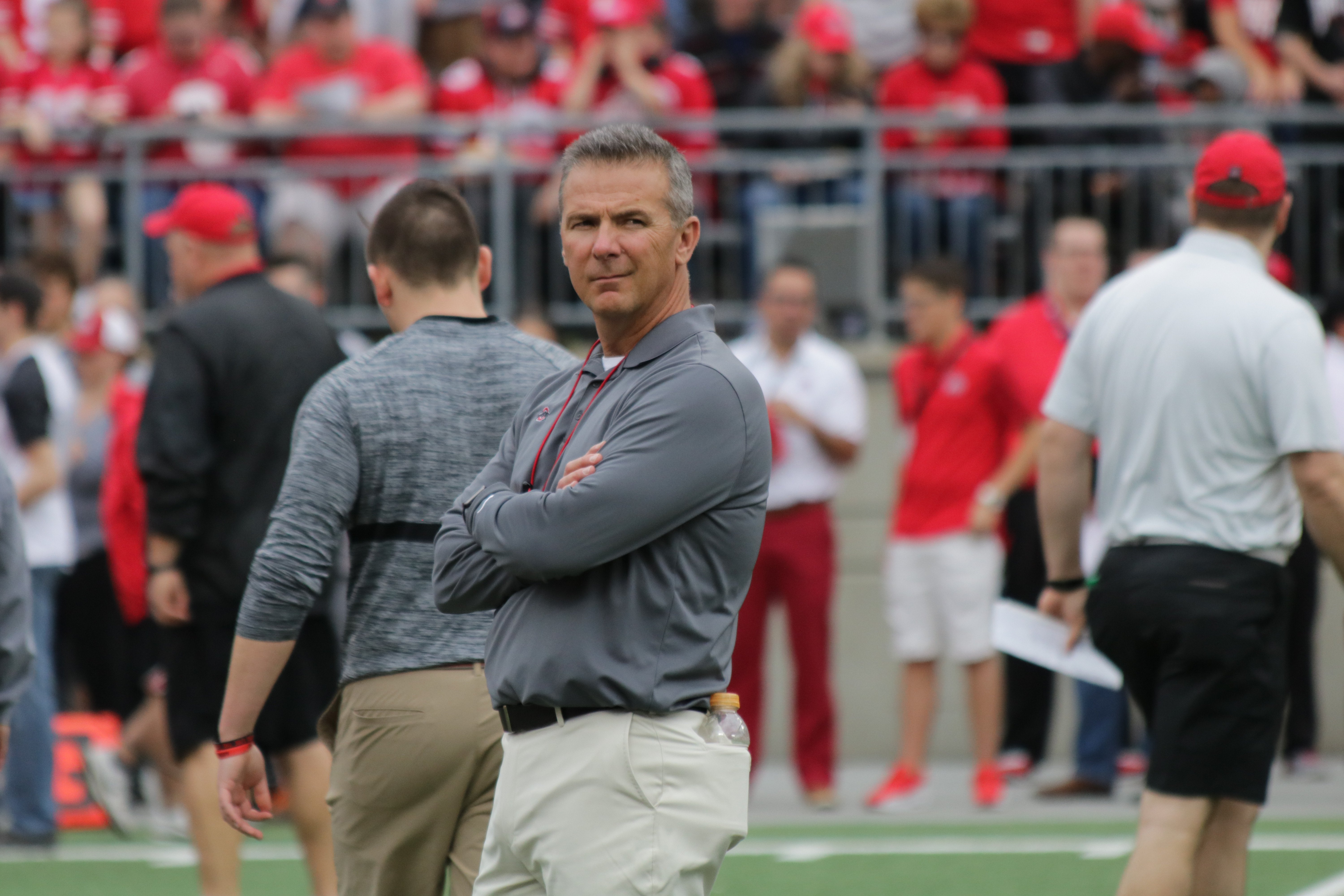 Meyer Placed On Paid Administrative Leave