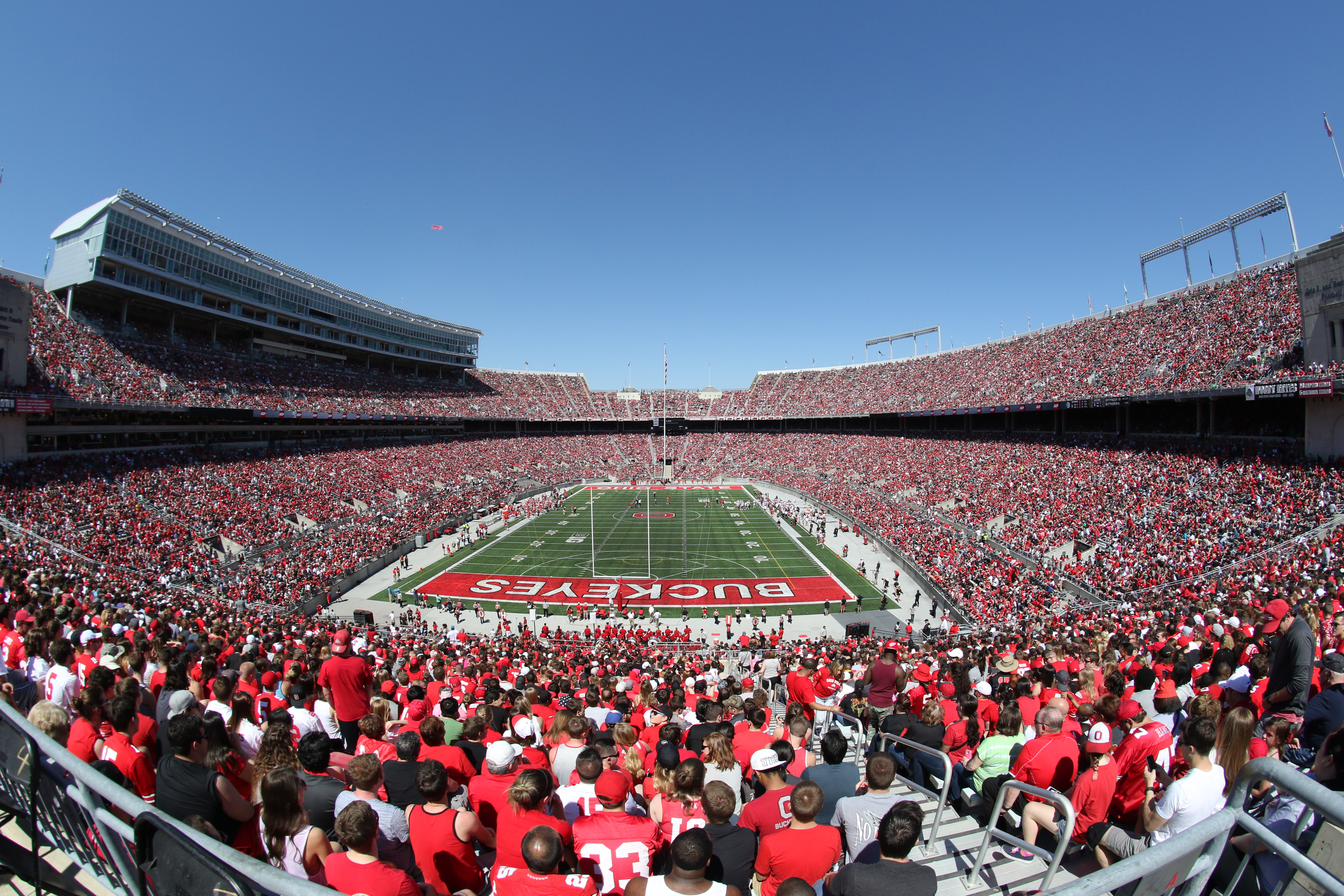 Ohio State Spring Game Gets Earlier Start Time