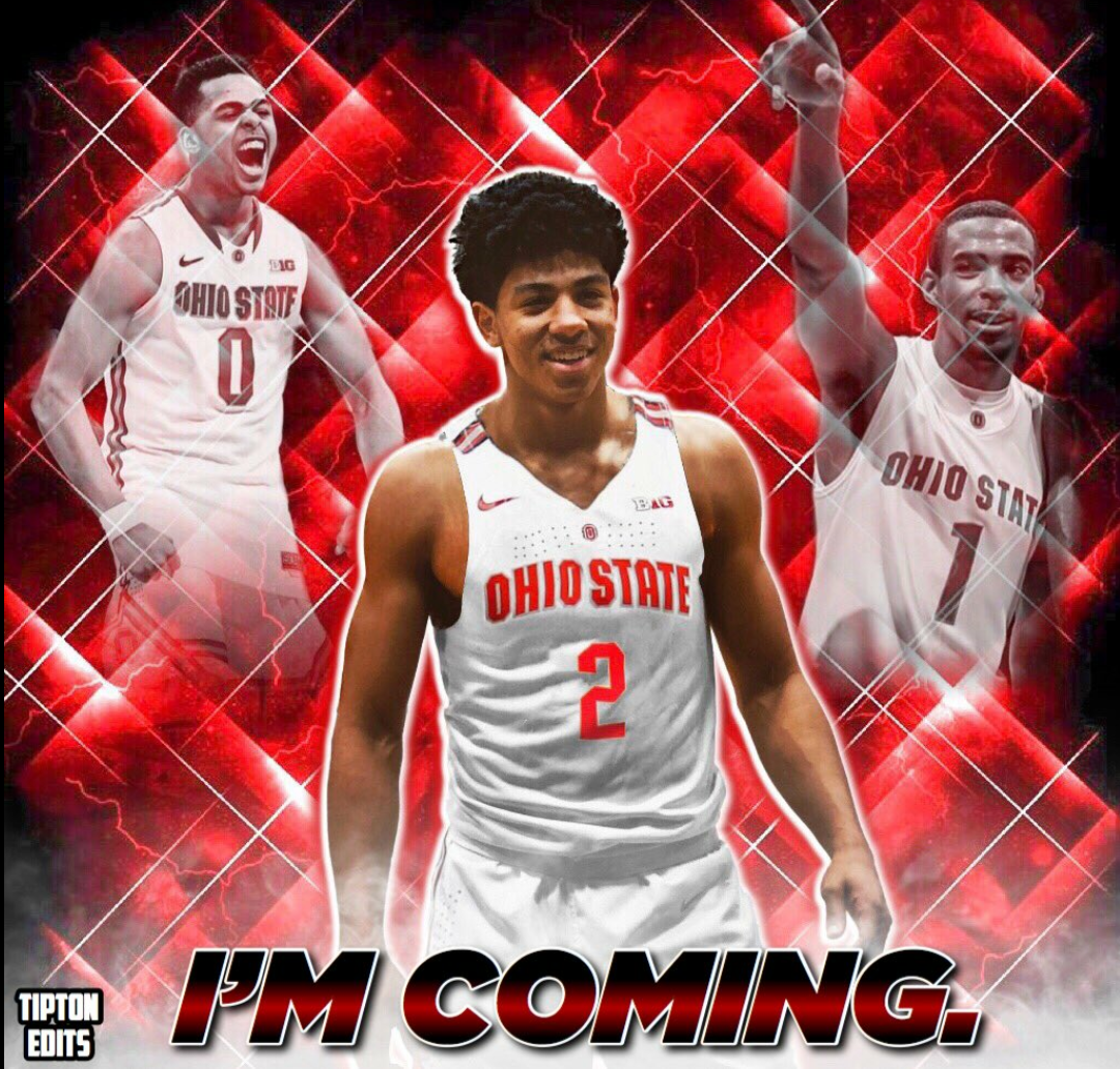 D.J. Carton Commits To Ohio State