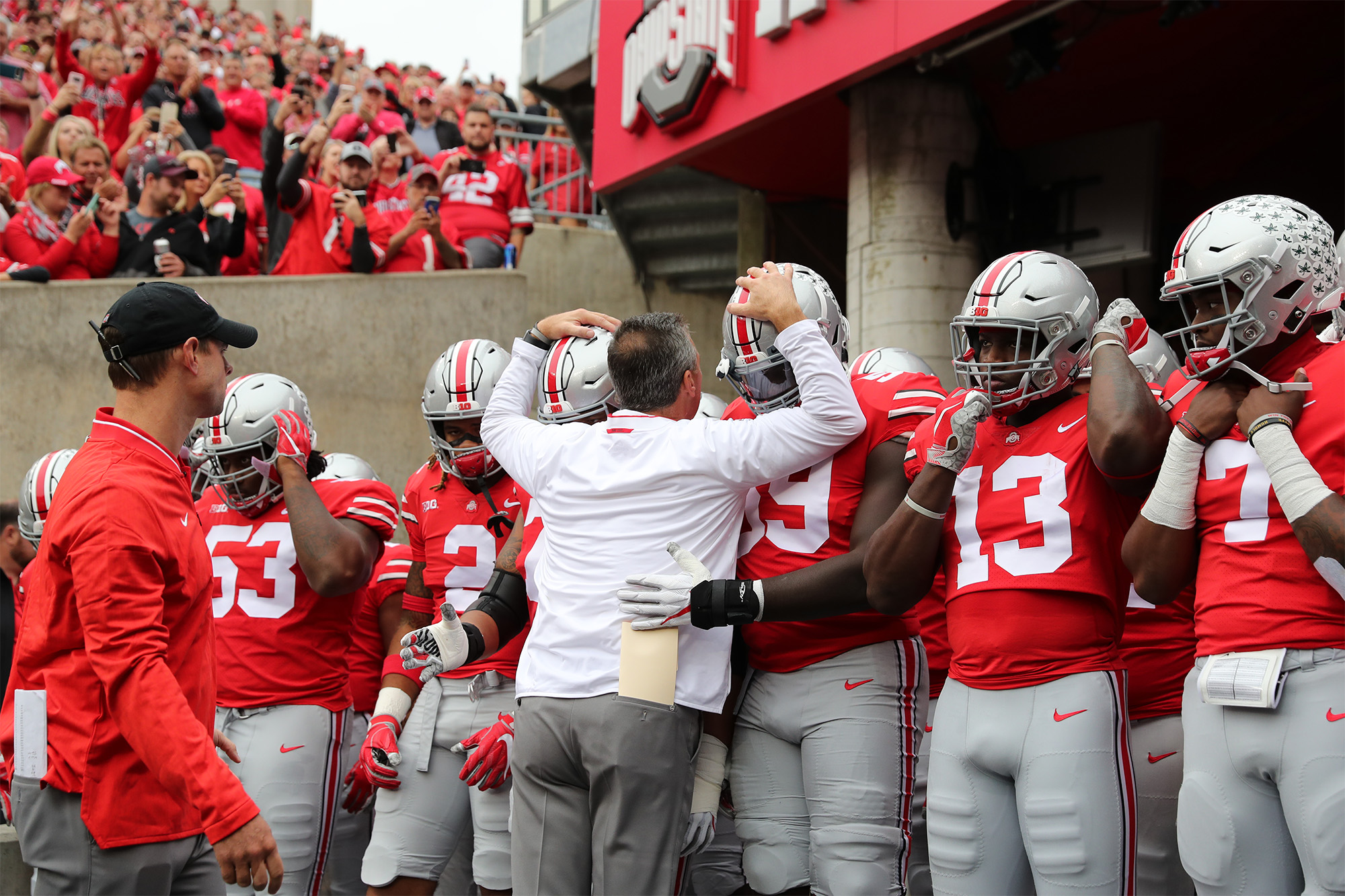 Updated Polls Set Stage For Top-10 Tilt Between Ohio State, Penn State