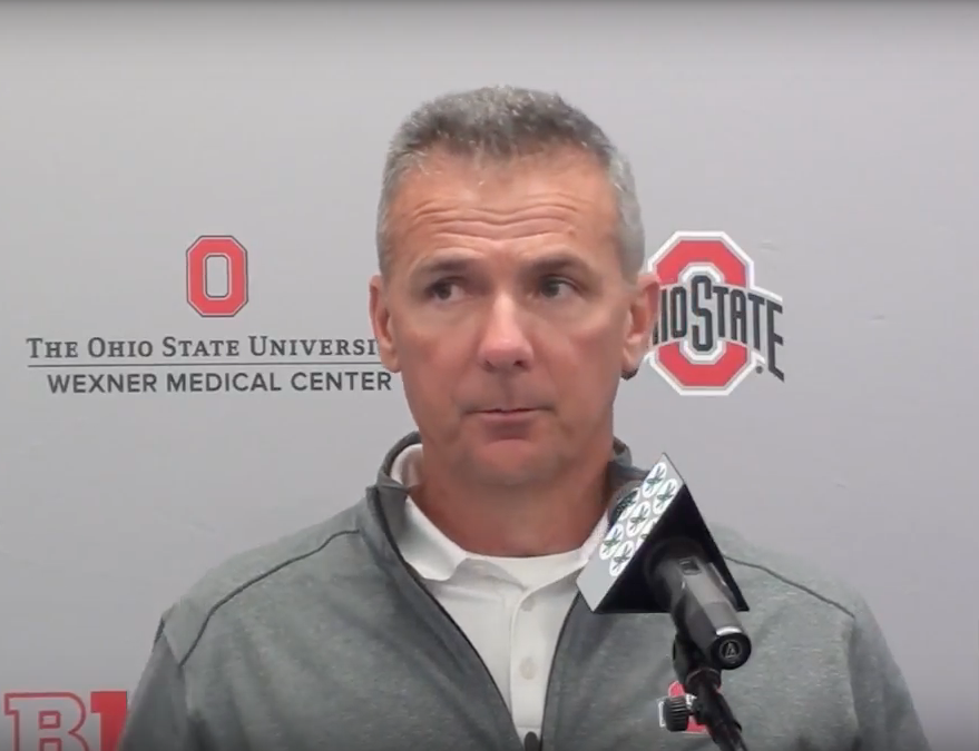Urban Meyer Updates Ohio State's Injuries, Says Demario McCall Could Play a Role on Offense Vs. Penn State