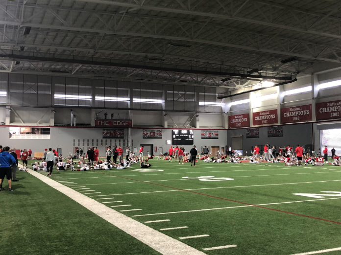 Ohio State Practice Report: Buckeyes Complete 4th Day Of Spring Camp