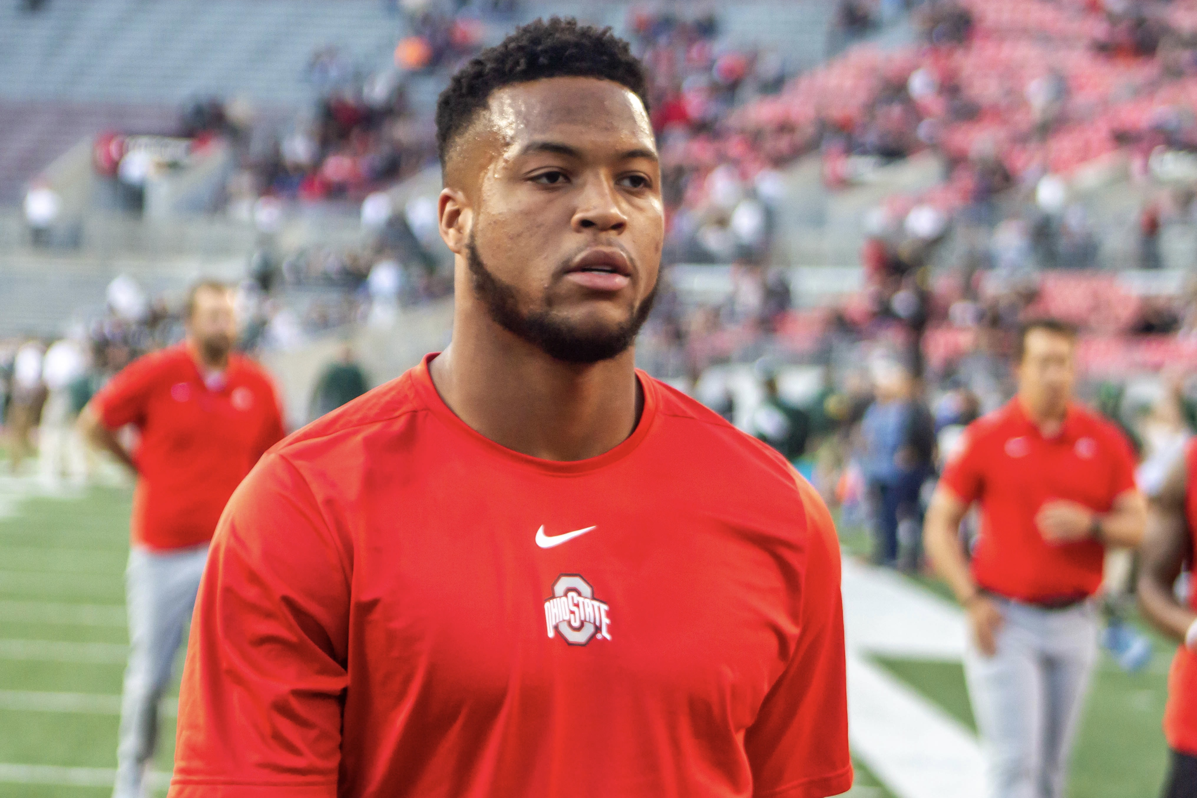 Former Ohio State Linebacker/Safety Brendon White To Transfer To Rutgers