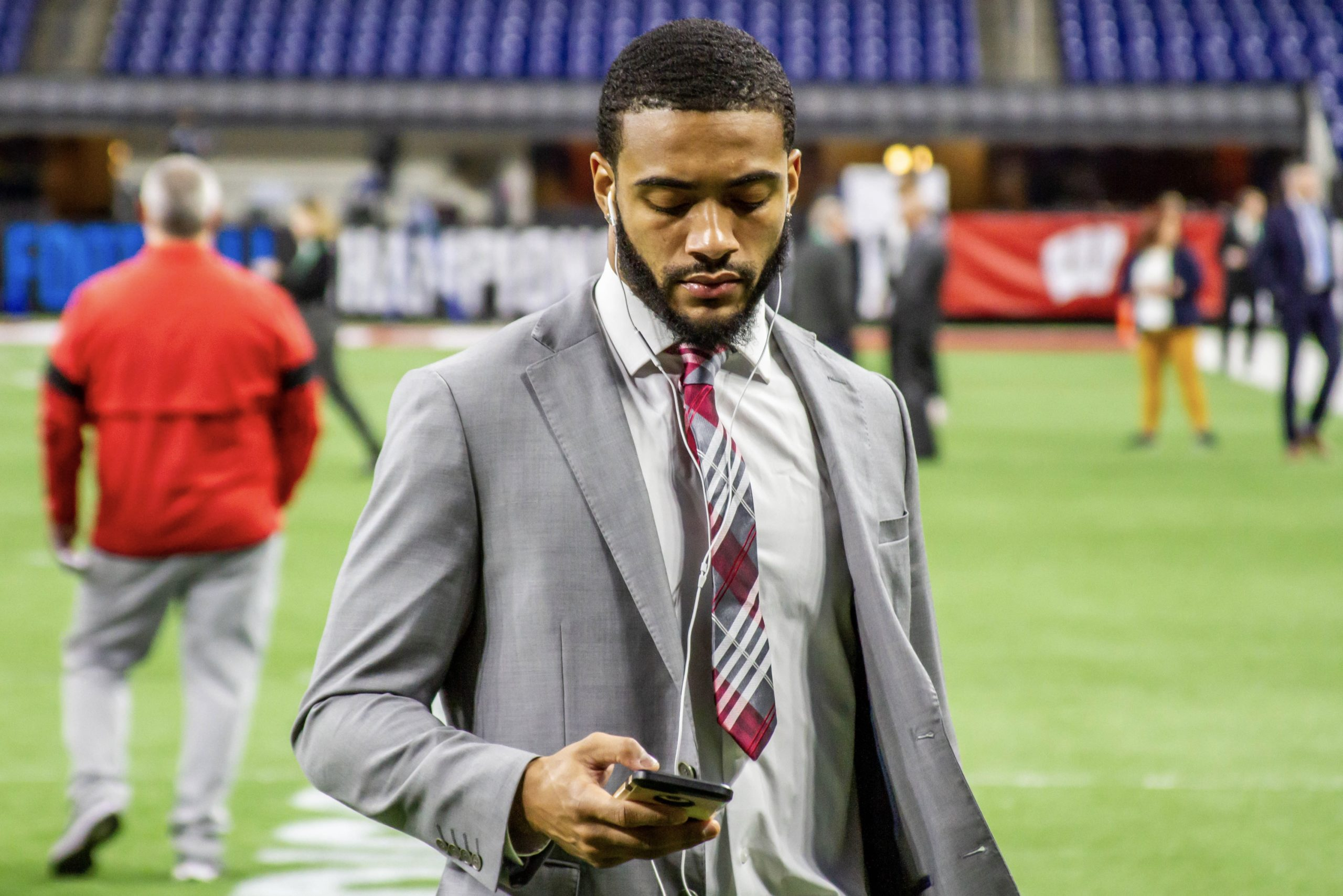 Former Coach Discusses Jaelen Gill's Decision To Transfer From Ohio State