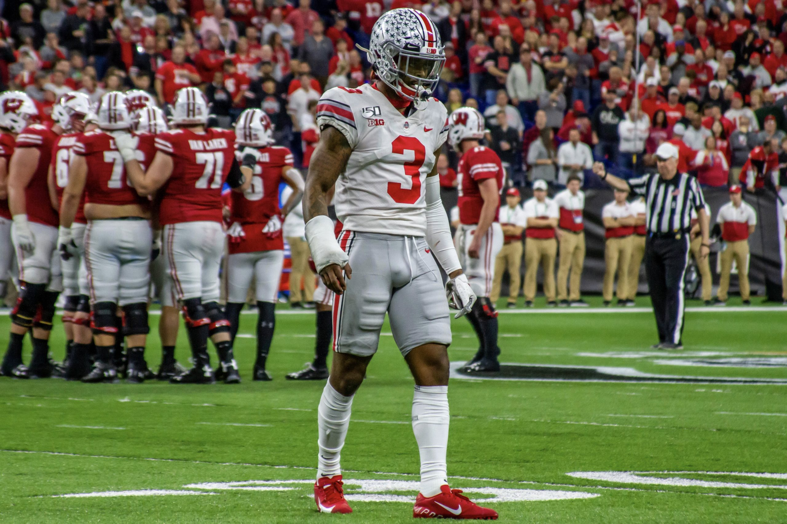NFL Mock Draft Roundup Draft Day Edition: Damon Arnette Projecting As Third Ohio State Player Off The Board