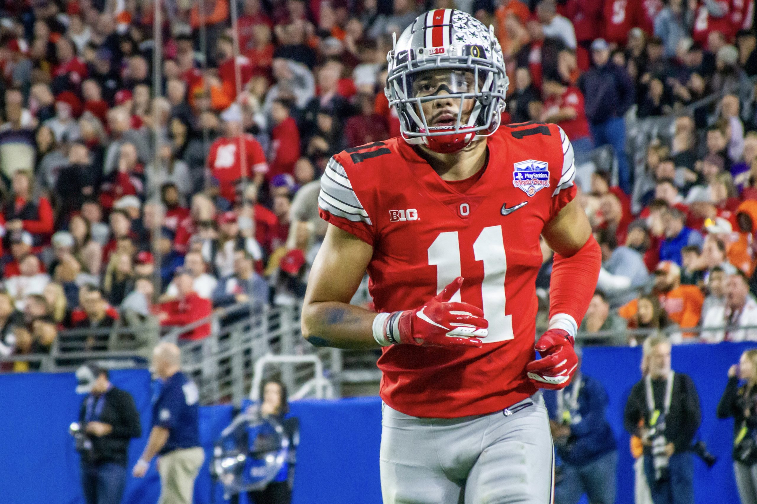 Former Ohio State Wide Receiver Austin Mack Makes Active Roster ...