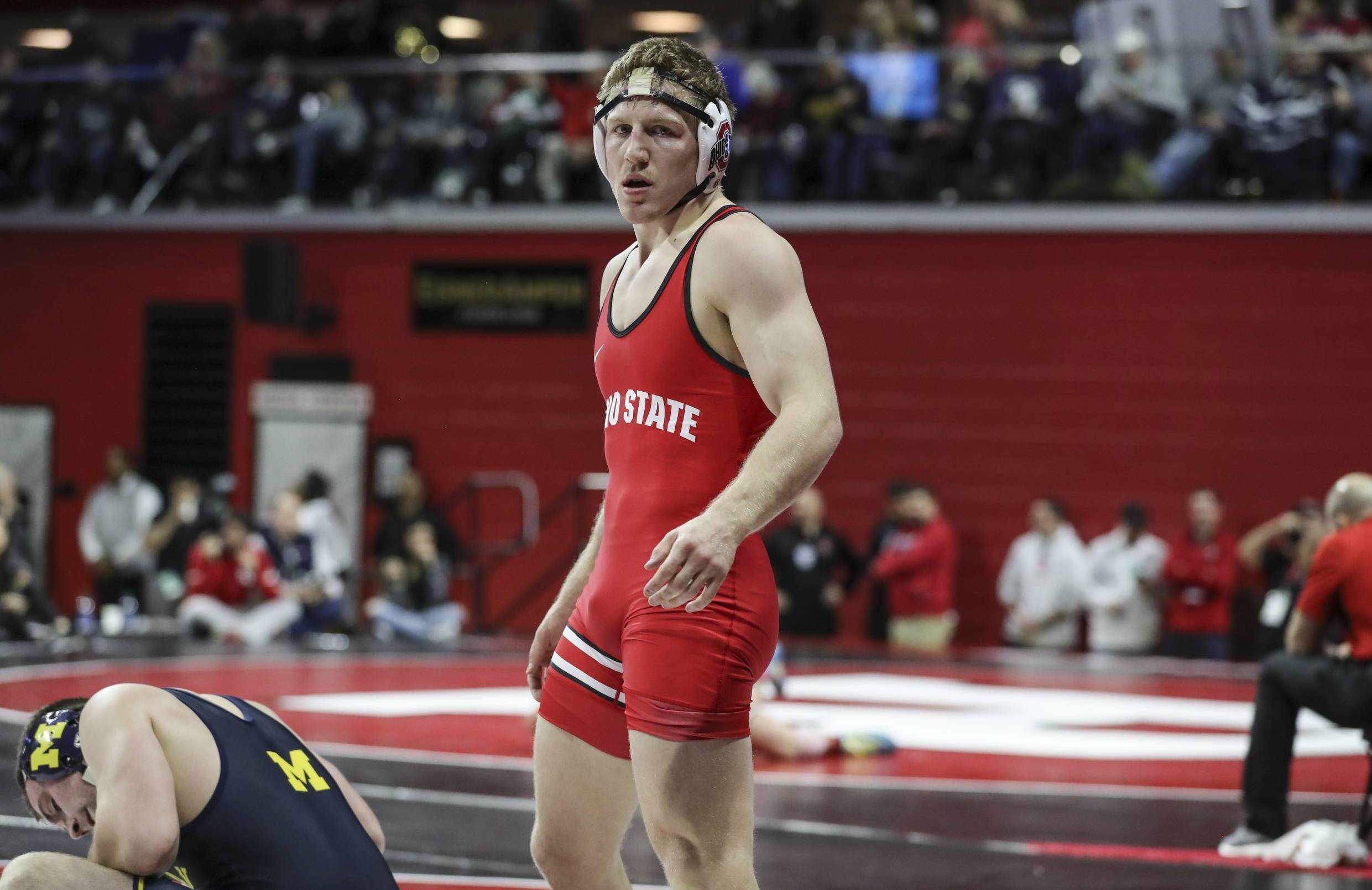 Six Ohio State Wrestlers Earn Scholar All-American Accolades